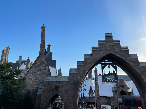 Universal Studios a movie and book lovers dream 1